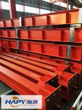 Struttura d'acciaio personalizzata nella Camera di pollicultura con il disegno e dopo servizio