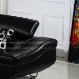 Sofà di cuoio di lusso dell'ammortizzatore (888#)