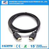 Prima 3D V1.4 HDMI de alta velocidad por cable con 1080P Ethernet
