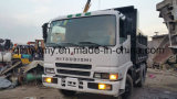 vrachtwagen van de Stortplaats van 10~20ton 2007~2010 de 6*4-LHD-Drive Gebruikte Japan-Gemaakte voor-Opheft HandMitsubishi