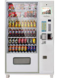 """Grande máquina combinado do petisco & de Vending da bebida com a Anúncio-Tela de 12 """" LCD (KM006-M12)"""