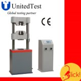 Máquina de teste universal hidráulica da indicação digital da série de WES-D