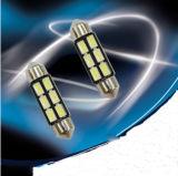Feston DEL 5630 de haute énergie de conformité de la CE 5050 ampoule de véhicule de Cobsmd 12V 8W DEL