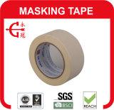 Fita de máscara adesiva de uso geral do papel de Crepe