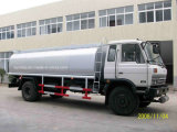 4X2 de Tankwagen van Dongfeng 12000L Oil Fuel voor Light Fuel (EQ5168GYYL)