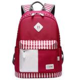 (KL029) Sacos de escola ao ar livre encantadores da forma da listra das meninas da trouxa do curso