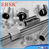 Lineaire Gidsen van het Type van Steun van het aluminium de Lineaire