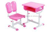 Bunter Plastikschulmöbel-Kursteilnehmer-Stuhl-Kursteilnehmer-Schreibtisch für eine Leute