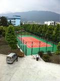 Главное покрытие Spu теннисного корта сопротивления ссадины