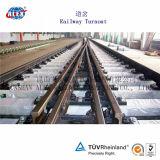 Dorminhoco Railway laminado a alta temperatura para a venda