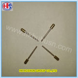 Pinos de conexão redondos personalizados, pinos de conector com metal (HS-BS-0005)