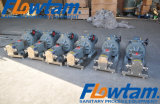 Edelstahl-Drehvorsprung-Pumpe mit Laufkatze