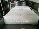 Automatischer 1/4 faltender Serviette-aufbereitende Maschinen-Papierpreis