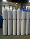 cilindro de gás do aço sem emenda de 50L JP Btic