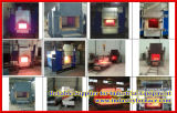 Calor-tratamento Furnace de Furnace da resistência com Trolley