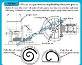 2014 nuevo tipo máquina de la fabricación de papel del arte