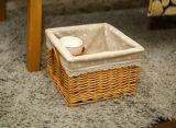 Eco-Friendly (BC-ST1021)를 가진 Handmade Wicker Storage Basket