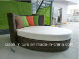 H- Китай Wick Day Bed для сада Furniture Outdoor