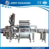 Fábrica de fornecimento de fuso automático de plástico e alumínio Cap Screwing Capping Machine