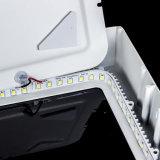 Plafonnier de grand dos de panneau d'éclairage de l'aluminium DEL 18W DEL