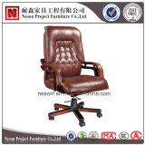 Manager van het Leer van de luxe de Antieke Directeur Office Executive Chair (NS-8014)