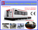 La fibra láser Máquinas de cortar metal máquina de corte