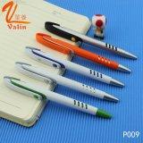 Bolígrafo plástico promocional con papel del estudiante