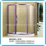 مثمنة الشكل عجلة كبيرة غرفة الاستحمام (A-876)