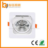 10W 120 Grad LED PFEILER Lampen-Deckenleuchte-Quadrat-Scheinwerfer Downlight Beleuchtung
