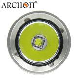 Archon делает 100 электрофонарей водостотьким пикирования метров СИД 860 люменов с максимумом/с модели