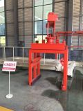 Газированная машина бетонной плиты автоклава