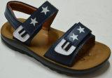 Sandalias modernas de la planta del pie de la PU del muchacho Niza