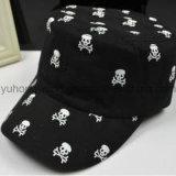 A forma personalizada ostenta o chapéu, tampão do exército do basebol
