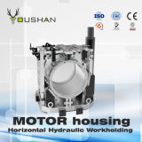Приспособление снабжения жилищем мотора гидровлическое