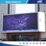 Venta a todo color al aire libre inteligente y ahorro de energía de P16mm de LED de visualización de la pantalla