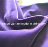 Normales Polyester Waterproof Flocking Fabric für Sofa/Upholstery/Curtain