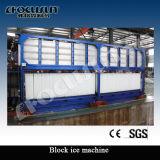 Focusun 50 Eis-Block-Maschine der Tonnen-/Tag direkt verdunstete