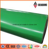 Bobine en aluminium enduite d'un préenduisage externe de couleur pour la toiture