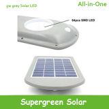 Luz solar barata LED de la seguridad del sensor de movimiento del camino para el jardín