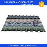 Tipo mattonelle di tetto, mattonelle di tetto rivestite di pietra del metallo, mattonelle di Wante Nosen di tetto del metallo