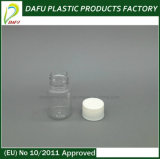 пластичная бутылка микстуры 25ml с крышкой винта