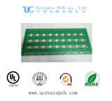 Fabricante de la tarjeta de circuitos impresos del PWB de HASL con alta calidad