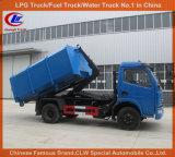 Het hydraulische Systeem van de Lift van de Haak voor 5m3 Roll-off de Vrachtwagen van het Afval van het Huisvuil