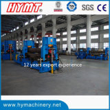 Machine universelle hydraulique de dépliement et de roulement de plaque d'acier du carbone W11S-10X3200