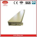 販売のための白い壁の物質的な装飾のアルミニウム正面