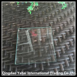 Rough Grinding Bevel Edge를 가진 4mm Clear Float Glass