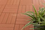 Étage en bois des graines DIY de WPC/étage stratifié de Decking
