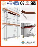 O sistema do andaime da fachada cumpre com o estilo de Layher (FAS-S)
