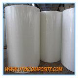 Couvre-tapis de fibre de verre de tissu de séparateur de batterie pour la batterie