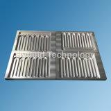 Dispositivo di raffreddamento di acqua, dissipatori di calore di raffreddamento ad acqua, blocchetto dell'acqua, piatto freddo 530X370X35mm, Al 6061